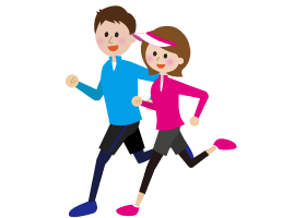 運動で身体を温める