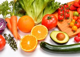 体を冷やす食べ物、温める食べ物
